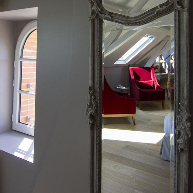 Chambre Romane